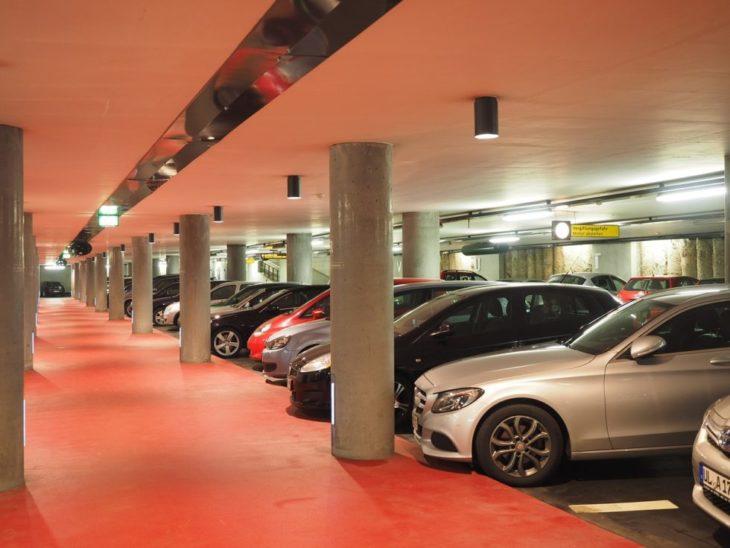 駐車場がある保険ショップの探し方