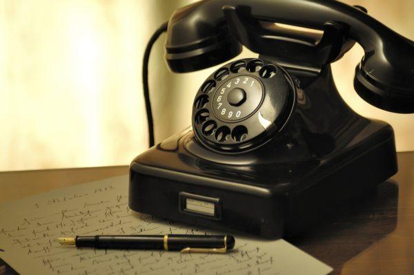 保険相談を電話かメールで行う